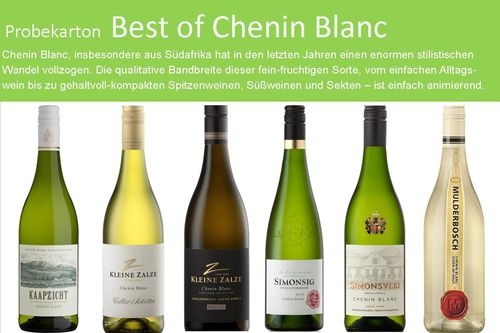 Probekarton Best of Chenin Blanc