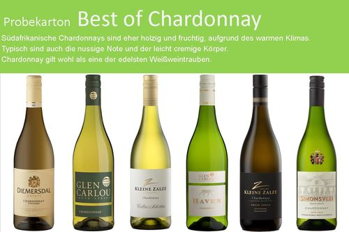 Probekarton Best of Chardonnay