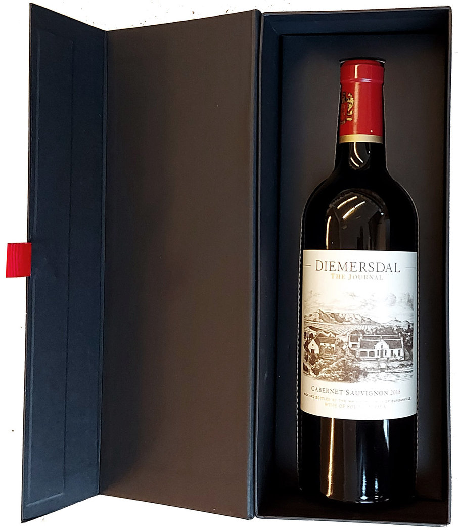 Diemersdal The Journal Cabernet Sauvignon 2018